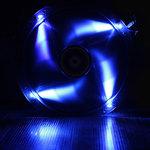 BitFenix Spectre LED 230 mm Bleu - Ventilateur LED 230 mm