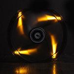 BitFenix Spectre LED 230 mm Orange - Ventilateur LED 230 mm