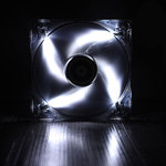 BitFenix Spectre LED 140 mm Blanc - Ventilateur LED 140 mm
