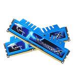 G.Skill RipJaws X Series 8 Go (kit 2x 4 Go) DDR3-SDRAM PC3-17000 - F3-17000CL9D-8GBXM (garantie 10 ans par G.Skill)