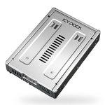 """ICY DOCK MB982SP-1S - Boîtier métal de montage dans baie 3.5"""" pour disque dur 2.5"""" SATA (HDD ou SSD)"""