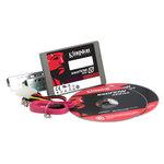 """SSD 64 Go 2.5"""" 7mm Serial ATA 6Gb/s avec Kit pour PC de bureau"""