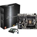 Carte mère ATX Socket 2011 Intel X79 Express - SATA 6Gb/s - USB 3.0 - 3x PCI Express 3.0 16x
