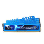 Kit Quad Channel DDR3 PC3-12800 - F3-1600C9Q-32GXM (garantie à vie par G.Skill)