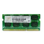 RAM SO-DIMM DDR3 PC3-10666 - F3-1333CL9S-8GBSA (garantie à vie par G.Skill)