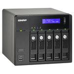 Serveur NAS multimédia 5 baies (sans disque dur)
