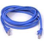 Câble RJ45 catégorie 5e UTP 5 m (Bleu)