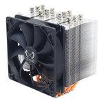 Ventilateur pour processeur (pour socket Intel 775 / 1150/1151/1155 / 1156 / 1366 / 2011 et AMD AM2 / AM2+ / AM3 / AM3+ / FM1)