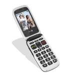 "Téléphone 2G Grosse touches - Ecran 2.4"" 240 x 320 - 1 Mo - Bluetooth 3.0 - 800 mAh"
