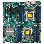 Carte mère E-ATX Socket 2011 - SATA 6Gb/s - 3 x PCI Express 3.0 16x - 2 x Gigabit LAN