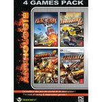 Pack de 4 Jeux