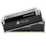 Kit Dual Channel RAM DDR3 PC3-12800 - CMD16GX3M2A1600C9 (garantie à vie par Corsair)