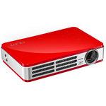 Vidéoprojecteur de poche DLP à LED WXGA 500 Lumens avec entrée HDMI