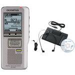 Dictaphone numérique à carte mémoire SD/SDHC + Kit de transcription