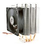 Ventilateur pour processeur (pour socket Intel 775 / 1150/1151/1155 / 1156 / 1366 / 2011 et AMD 754 / 939 / AM2 / AM2+ / AM3 / AM3+ / FM1 / 940)