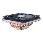 Ventilateur Low Profile pour processeur (pour socket Intel 775 / 1150/1151/1155 / 1156 / 1366 / 2011 et AMD AM2 / AM2+ / AM3 / AM3+ / FM1)