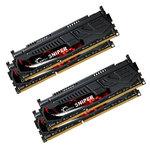 Kit Quad Channel DDR3 PC3-14900 - F3-1866C10Q-32GSR (garantie à vie par G.Skill)