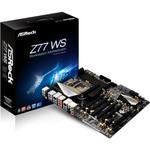 Carte mère ATX Socket 1155 Intel Z77 Express - SATA 6Gb/s - USB 3.0 - 5x PCI-Express 3.0 16x