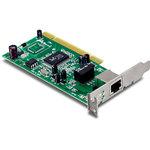 Carte réseau PCI Gigabit LAN 10/100/1000 Mbps