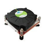 Ventilateur cuivre 1U pour processeur Intel Xeon (socket Intel 1150/1151/1155/1156)