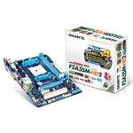 Carte mère Micro-ATX Socket FM2 AMD A55 (Hudson D2) - SATA 3Gb/s - USB 2.0 - 1x PCI Express 2.0 16x