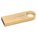 Clé USB 2.0 8 Go (garantie constructeur 5 ans)