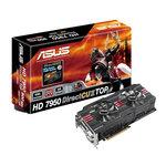 3 Go HDMI/DVI/Dual Mini-DisplayPort - PCI Express (AMD Radeon HD 7950)