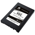 """SSD 64 Go 64 Mo 2.5"""" Serial ATA II - Produit reconditionné* (Garantie 6 mois)"""