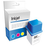 Cartouche Jaune générique compatible HP OfficeJet 6100/6600/6700 (825 pages à 5%)