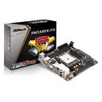Carte mère Mini-ITX Socket FM2 AMD A85X (Hudson D4) - SATA 6Gb/s - USB 3.0 - 1x PCI Express 2.0 16x