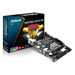 Carte mère Micro ATX Socket AM3/AM3+ AMD Radeon 3000 Vidéo intégrée - SATA 3Gb/s - USB 2.0