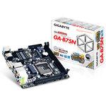 Carte mère Mini-ITX Socket 1155 Intel B75 Express - SATA 6Gb/s - USB 3.0 - 1x PCI-Express 3.0 16x