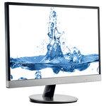 1920 x 1080 pixels - 6 ms (gris à gris) - Format large 16/9 - Dalle IPS - DisplayPort - HDMI - MHL - Noir/Argent