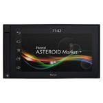 """Autoradio Bluetooth écran tactile 6.2"""" avec kit main libre et GPS - Android 2.3"""