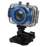 Caméscope sportif HD Carte mémoire avec caisson étanche 10 mètres