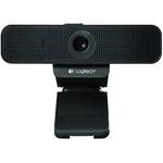 Webcam Full HD 1080p avec deux microphones intégrés