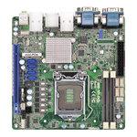 Carte mère Mini ITX Socket 1155 Intel H61 Express - SATA 3Gb/s - 1x PCI-Express 3.0 16x