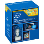 Processeur Quad Core Socket 1150 Cache L3 6 Mo Intel HD Graphics 4600 0.022 micron (version boîte - garantie Intel 3 ans)