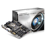 Carte mère ATX Socket 1150 Intel Z87 Express - SATA 6Gb/s - USB 3.0 - 2x PCI-Express 3.0 16x + 1x PCI-Express 2.0 16x
