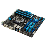 Carte mère Micro ATX Socket 1155 Intel Q77 Express - SATA 3Gb/s et SATA 6Gb/s - USB 3.0 - 1x PCI-Express 3.0 16x