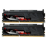 Kit Dual Channel DDR3 PC3-19200 - F3-2400C11D-16GSR (garantie à vie par G.Skill)