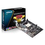 Carte mère Micro ATX Socket FM2 AMD A55 (Hudson D2) - SATA 3Gb/s - USB 2.0 - 1x PCI Express 2.0 16x