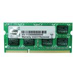 RAM SO-DIMM PC3-10600 - F3-1333C9S-4GSL (garantie à vie par G.Skill)