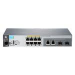 Switch 8 ports Gigabit administrable niveau 2 + 2 ports combo Gigabit Ethernet SFP