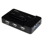 Hub 2 ports USB 3.0 + 4 ports USB 2.0 + 1 port de charge USB