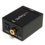 Convertisseur audio SPDIF/Toslink vers RCA