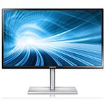 1920 x 1080 pixels - 5 ms (gris à gris) - Format large 16/9 - Dalle WVA - Pivot - HDMI - Argent/Noir