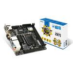 Carte mère Mini-ITX Socket 1150 Intel Z87 Express - SATA 6Gb/s - USB 3.0 - 1x PCI-Express 3.0 16x