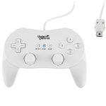 Manette classique type Wii U Pro (compatible Wii et Wii U)