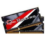 Kit Dual Channel DDR3 PC3-12800 - F3-1600C9D-16GRSL (garantie à vie par G.Skill)